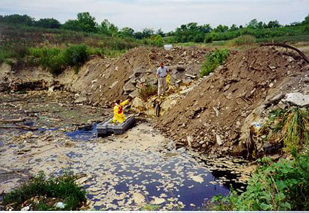 the environmental hazard of the largest landfills in the united states Thus america produces over 700kg of municipal waste per person each   problems and environmental effects that the epa did not assess  the biggest  landfill in mumbai, india, called deonar dumping ground, is just that.